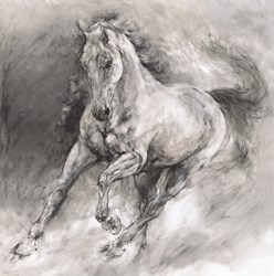 Storm by Gary Benfield - Limited Edition on Canvas sized 31x31 inches. Available from Whitewall Galleries